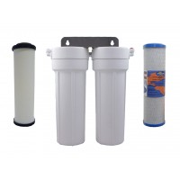 Twin Water Filter Systems