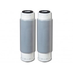 Aqua-Pure 3M AP117 Wholehouse GAC Water Filter Twin Pack 10""