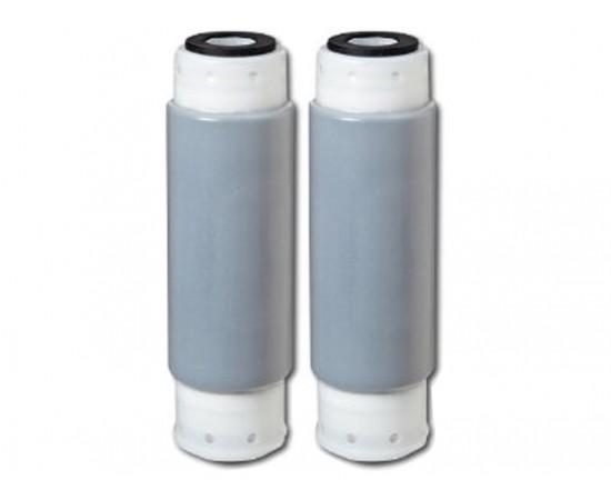 "Aqua-Pure 3M AP117 Wholehouse GAC Water Filter Twin Pack 10"""