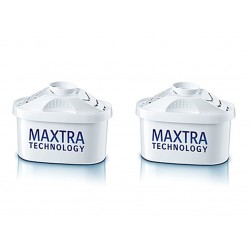 Brita Maxtra Water Filter Jug Cartridges Twin Pack