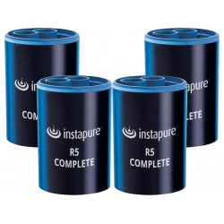 4 x Instapure R5 Replacement Water Filters USA Suit F5 System