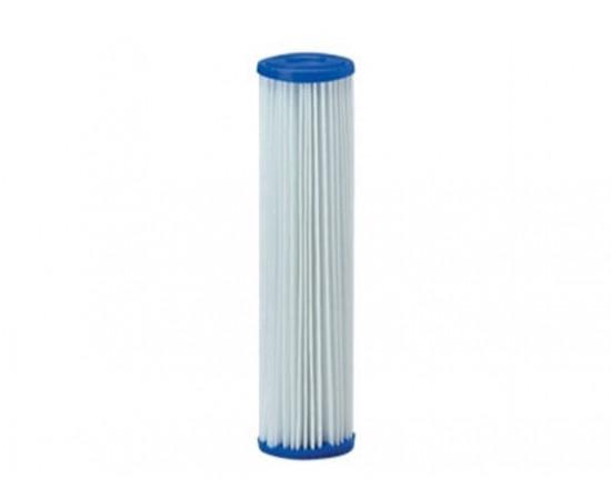 """Premium Washable Sediment Pleated Pre Filter 10 Micron 10"""""""