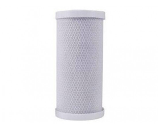 Premium Big White Big Blue 10 Micron Carbon Block Filter 10""