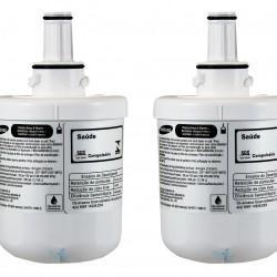 2 x Samsung DA29-00003G Aqua-Pure Plus Fridge Water Filter