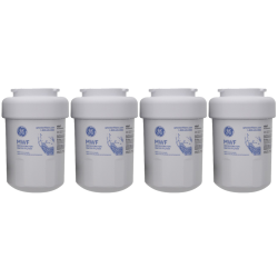 4 x GE MWF MWFP SmartWater Genuine Internal Fridge Water Filter