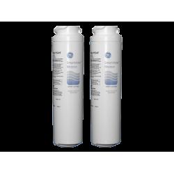 2 x GE Genuine MSWF Smartwater Internal Fridge Ice Water Filter