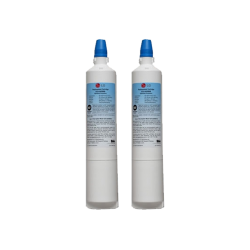 2 x LG 5231JA2006A LT600P Internal Fridge Ice Water Filter