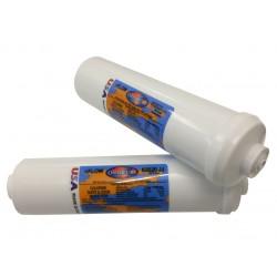 """Omnipure K5540 JJ GAC Granular Carbon Water Filter 2.5"""" x 10"""""""