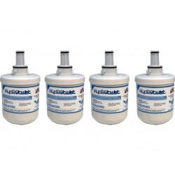 4 x Samsung DA29-00003G Compatible Fridge Water Filter USA
