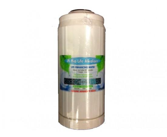 "Pi Bio Life Alkaliser Ioniser Water Filter Japanese 10"" x 4.5"""