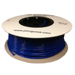 "John Guest 3/8"" Tubing High Pressure White 152 Metres (Roll)"