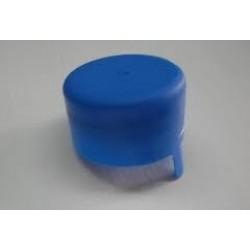 100 x Tamper Evident Blue Bottle Caps suit 11L 15L & 19L Bottles