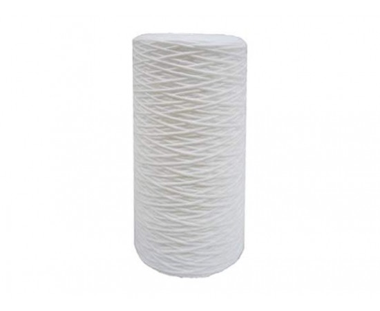 Premium String Wound 20 Micron Sediment Water Filter Cartridge