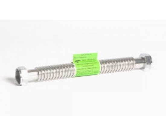 "Falcon Stainless Flexible 1.5"" BSP Female 600mm (24"")"
