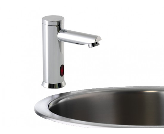 Zip Sensor Tap Touch-Free Infrared Deck Mounted 42221