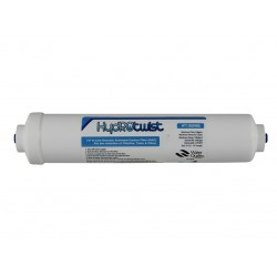 "HydROtwist Inline Water Filter DI Mixed Bed Resin 10"" x 2.5"""