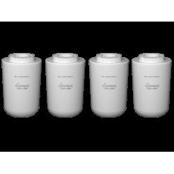 4 x Amana Clean & Clear Internal Fridge Water Filter 1252730