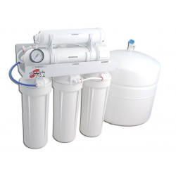 Low Pressure Under Sink 5 Stage Reverse Osmosis Filter System