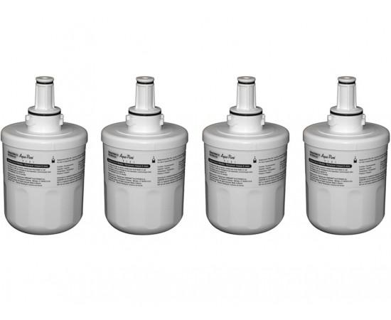 4 x Samsung Aqua-Pure Plus DA29-00003F Fridge Water Filter