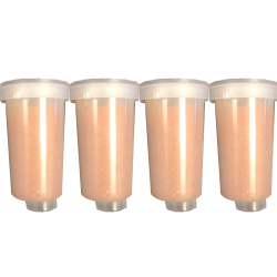 4 x Sunbeam EM69101 Anti Calcification Coffee Filter Cartridge