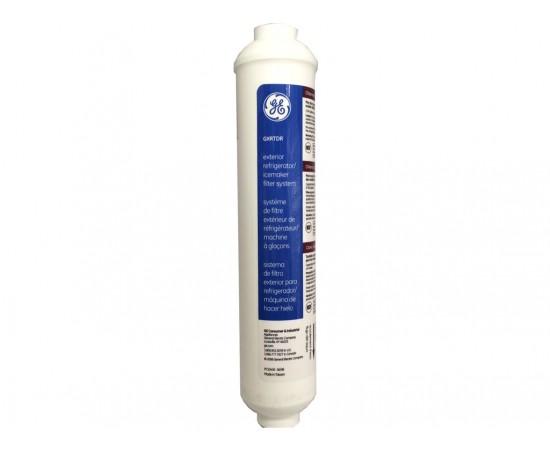 2 x GE GXRTDR External In Line Fridge Water Filter Genuine