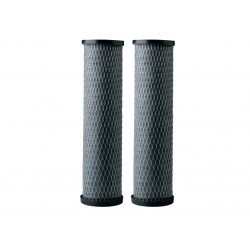 OmniFilter T01-DS Carbon Sediment Whole House Water Filters 10""