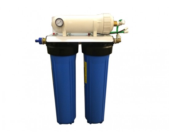 Premium 3 Stage High Flow Reverse Osmosis System 1200GPD