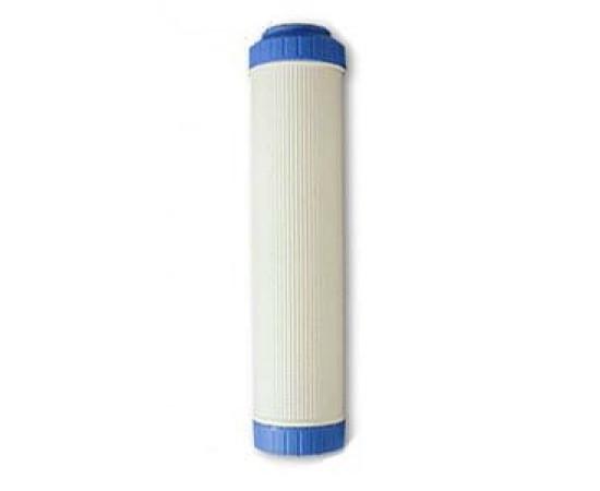 Big White/Blue GAC Granular Carbon & KDF Filter Cartridge 20