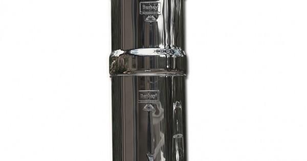 Royal Berkey Stainless Steel Water Filter System Urn 12l