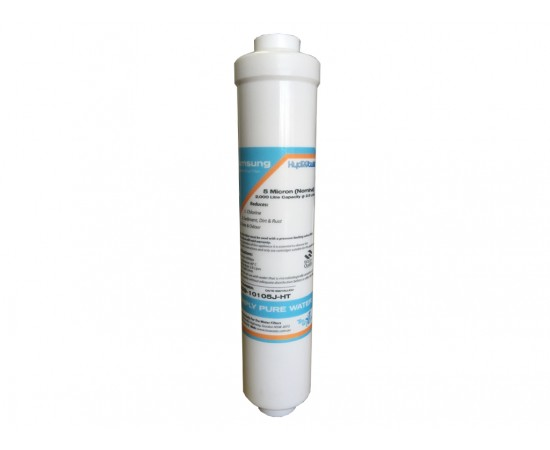 2 x Haier Compatible External In Line Fridge Water Filters