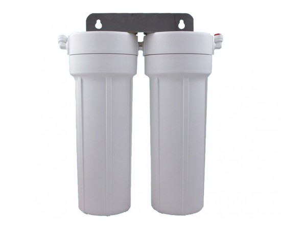 """Twin Scale Reduction Phosphate Water Filter System 10"""""""