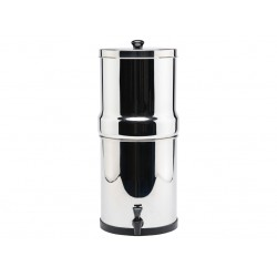 Stainless Steel 18L Gravity Water Filter Imperial Urn