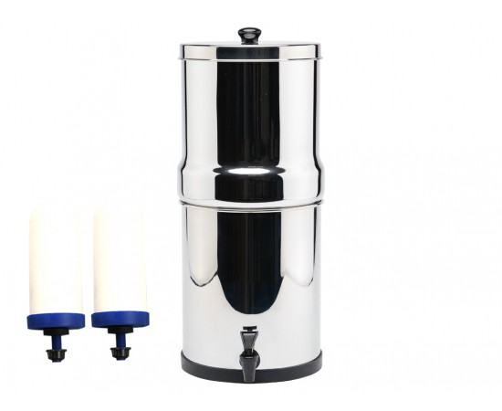Stainless Steel 12L Purifier Similar Propur Big Water Filter