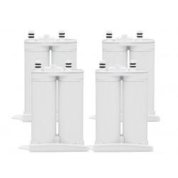 4 x Westinghouse Electrolux WF2CB Compatible Fridge Filter FC100