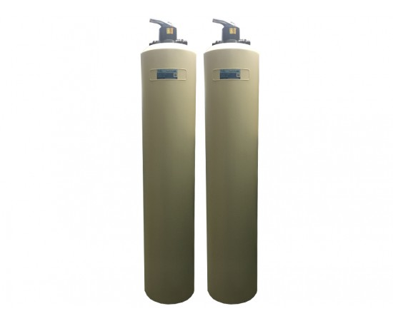 Whole House Point of Entry Fluoride Water Filter System with UV