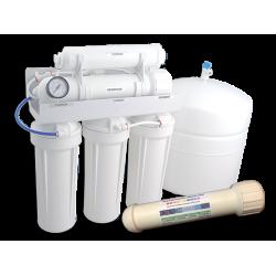 Under Sink Premium Alkaline USA 6 Stage Reverse Osmosis Filter