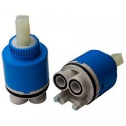 40mm Single Lever Replacement Ceramic Disc Cartridge Valve