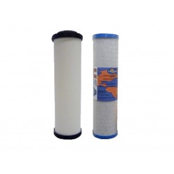 Doulton Twin Counter Top Replacement Filter Set TWINDOULTON