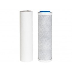Billi 990202 Sahara Alpine Duet Sub Micron Water Filter Set