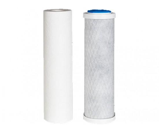 Billi 990203 Sahara Alpine Duet 5 Micron Water Filter Set