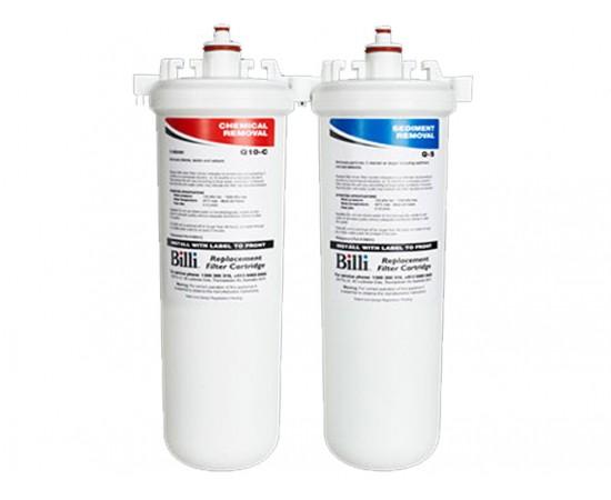Billi 5 Micron Replacement Water Filter Set 990412