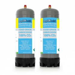 Billi Sparkling Compatible CO2 Cylinder – 2 Pack (Twin)