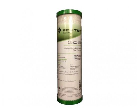 Pentek Pentair CBR2-10R Carbon Block 0.5 Micron Water Filter