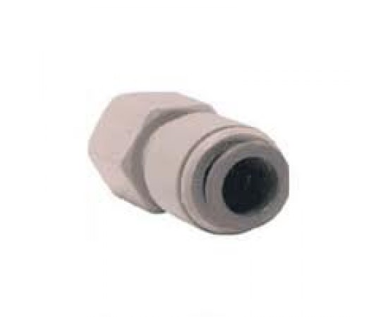"John Guest 12mm x 1/2"" BSP CM451214FS Straight Adaptor Female"