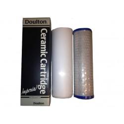 Doulton Alkaline Triple Countertop Replacement Water Filter Set
