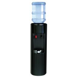Glacier Series Floorstanding Bottle Type Water Cooler Black