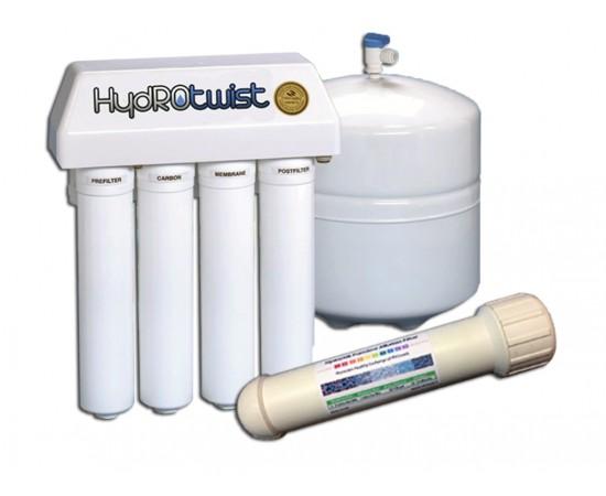 HydROtwist Quick Change Reverse Osmosis 5 Stage Alkaliser QR05