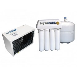 IC8 Under Sink Water Chiller & HydROtwist Reverse Osmosis Sy
