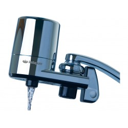 Instapure F2 Essentials Faucet Mount Water Filter Chrome