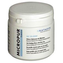 Katadyn Micropur Classic Purification Tablets 100 x 1L